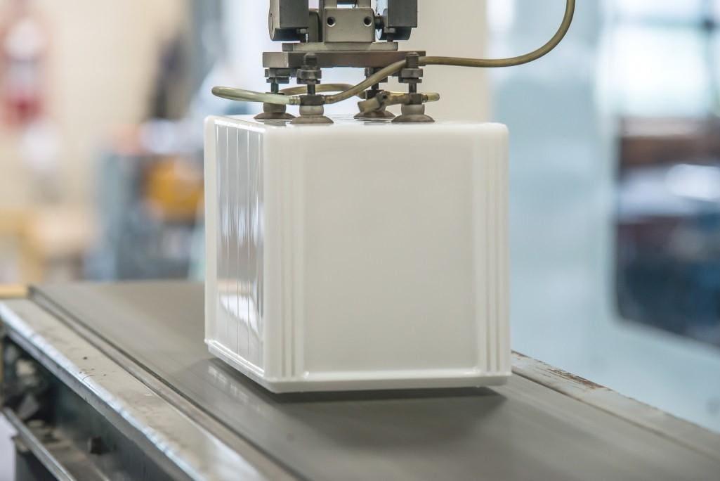 Robotyka – paletyzacja i pakowanie