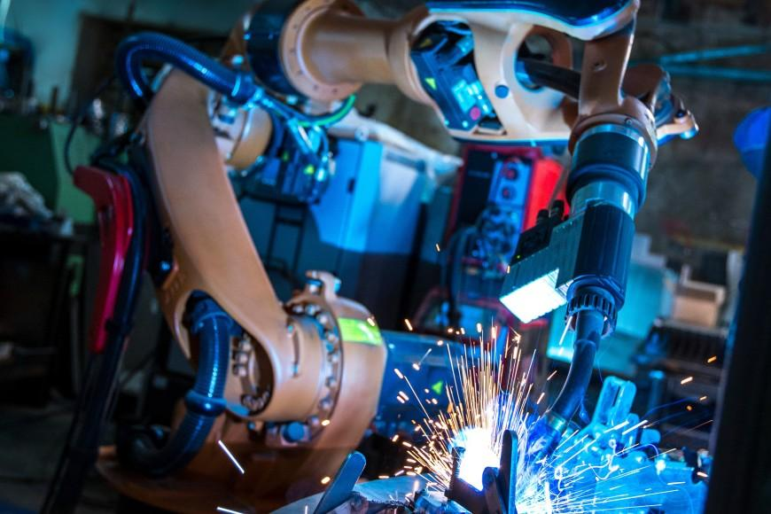 Robotyka – spawanie i zgrzewanie