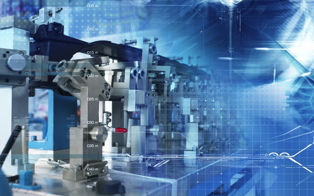 Robotyzacja procesów produkcyjnych – zastosowanie