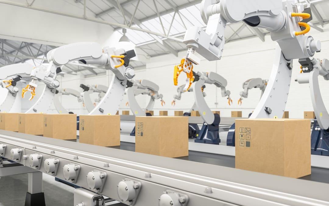 Rodzaje robotów produkcyjnych