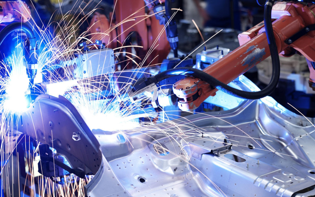 Zalety robotyzacji procesów spawania