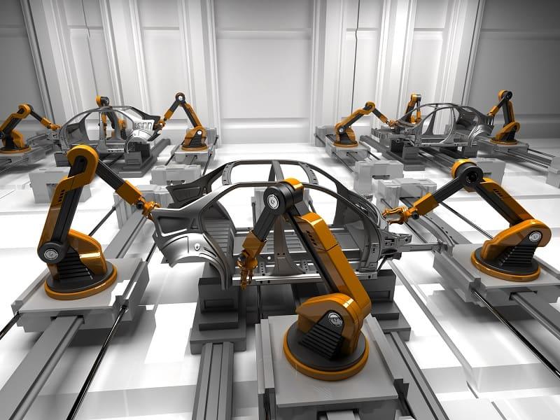 Automatyzacja procesów produkcyjnych to przyszłość