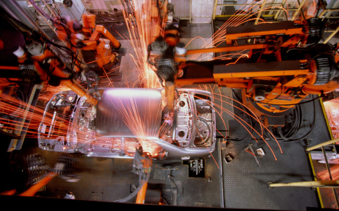 5 korzyści z automatyzacji produkcji